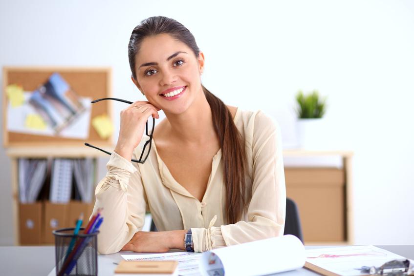 So zufrieden sind Bürobeschäftigte wirklich