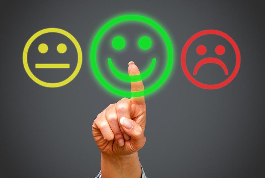 So messen Sie die Zufriedenheit Ihrer Kunden